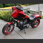 Motorcycle Fairings For Victory Hammer Bikes