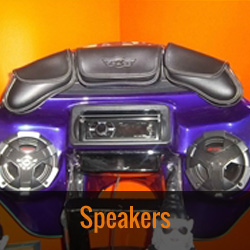 JVC-CS-ZX530 300 Watt 3-Way Speakers for your Wide Open Custom Fairing