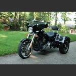 Motorcycle Fairings For Harley-Davidson Free Wheel Bikes