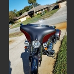 Wide Open Custom Motorcycle Fairings For Indian Springfield Bikes