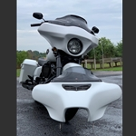 New product Wide Open Custom Harley Davidson Road Glide Fairing