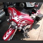 Motorcycle Fairings For Suzuki C50 Bikes