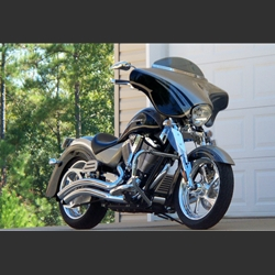 Motorcycle Fairings For Victory Kingpin Bikes