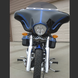 Motorcycle Fairings For Victory Vegas Bikes